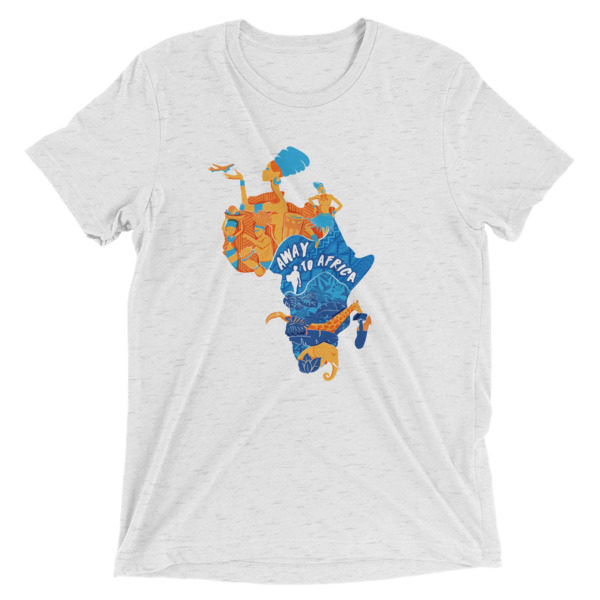 4cea155c1e8 Welcome To Africa T-shirt - Away To Africa