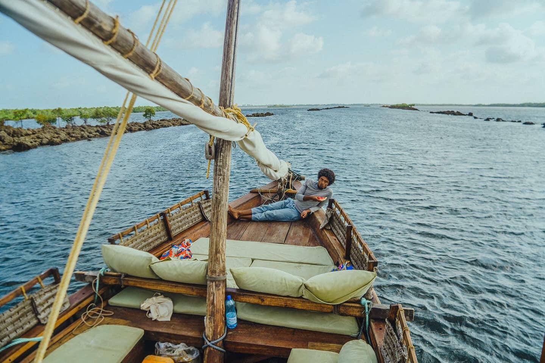 Away to Africa Sailing Tour in Kenya