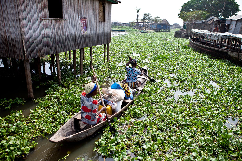 Away to Africa Benin Stilt Village